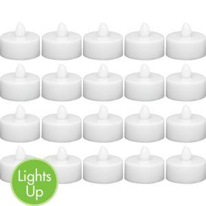 Electric Tealights 20ct