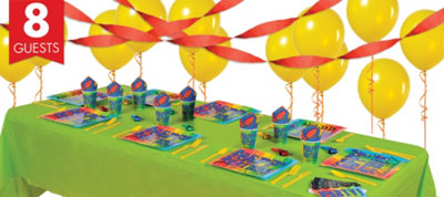 A Year To Celebrate 90th Birthday Basic Party Kit