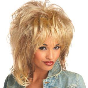 Rockin' Soul Blonde Wig