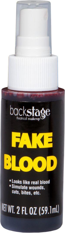 Fake Blood Spray Bottle 2oz