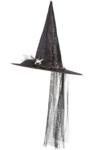 Fancy Witch Hat