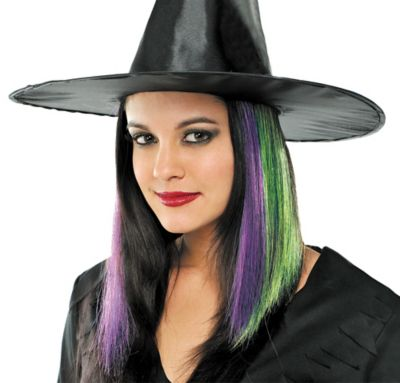 Multicolor Witch Hair Extension