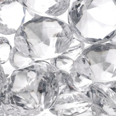 Clear Diamond Scatter 9oz
