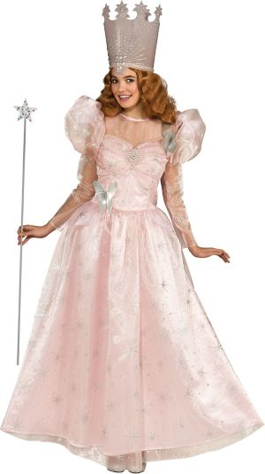Adult Glinda the Good Witch Costume - Wizard of Oz