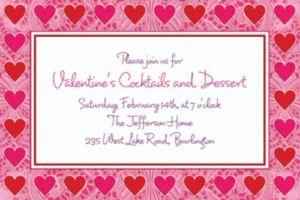 Custom Key To Your Heart Valentine's Day Invitations