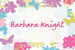 Custom Spring Silhouettes Thank You Notes