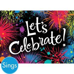 Celebration Musical Invitations 8ct