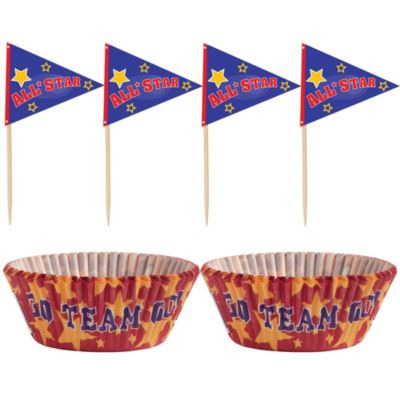 All Star Cupcake Combo Pack