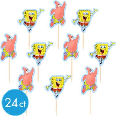 SpongeBob Fun Picks 24ct
