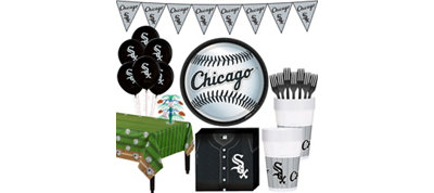 Chicago White Sox Super Party Kit