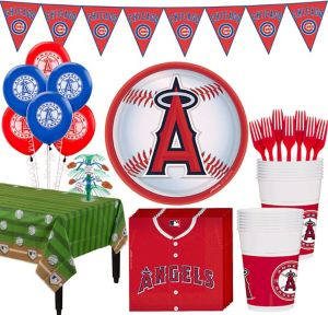 Los Angeles Angels Super Party Kit