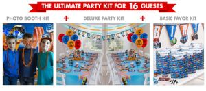 Hot Wheels Party Supplies Ultimate Party Kit