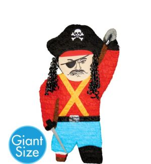 Giant Pirate Pinata