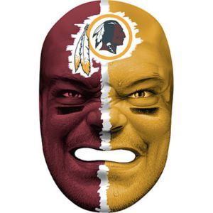 Washington Redskins Fan Face Mask