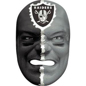 Oakland Raiders Fan Face Mask