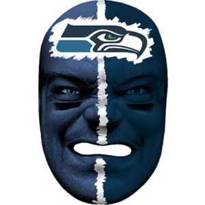 Seattle Seahawks Fan Face Mask