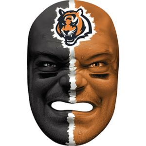 Cincinnati Bengals Fan Face Mask