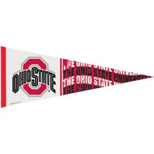 Ohio State Buckeyes Pennant Flag