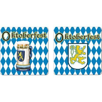 Oktoberfest Coasters 8ct