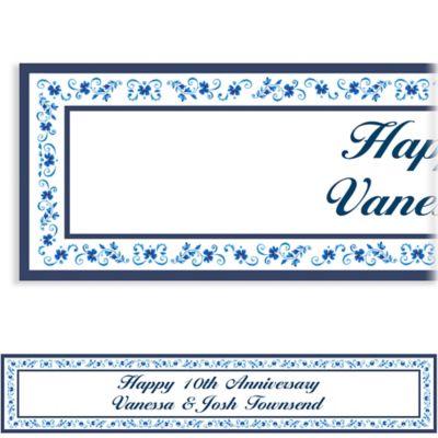 Blue Provence Custom Banner 6ft
