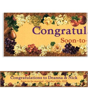 Custom Golden Orchard Banner 6ft