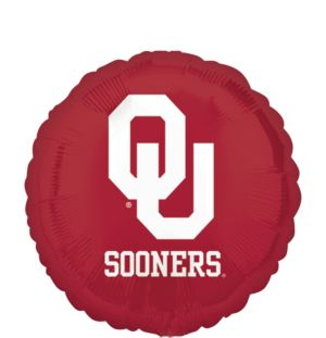 Oklahoma Sooners Balloon