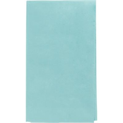 Robin's Egg Blue Guest Towels 40ct