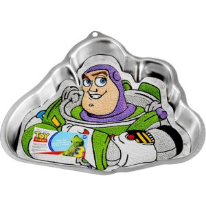 Buzz Lightyear Cake Pan - Toy Story