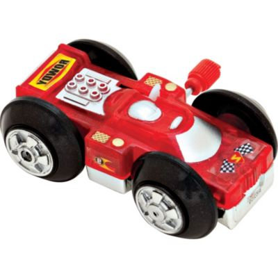 Rowdy Racecar Windup Toy