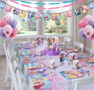 Disney Princess Super Party Kit for 8 Guests