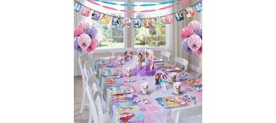 Disney Princess Party Supplies Super Party Kit