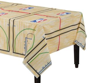 Spalding Basketball Court Table Cover