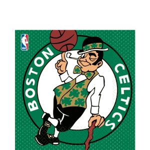 Boston Celtics Lunch Napkins 16ct