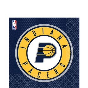 Indiana Pacers Lunch Napkins 16ct