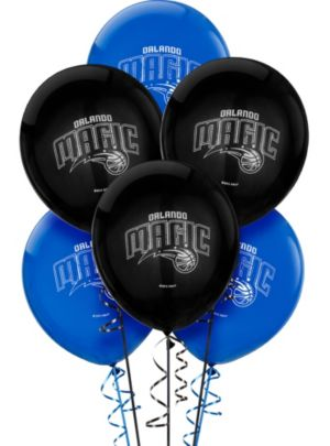 Orlando Magic Balloon 6ct