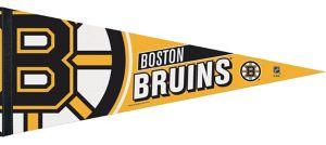 Boston Bruins Pennant Flag