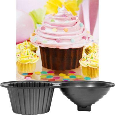 Large Cupcake Pan 15in