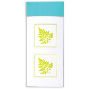 Fern Envelope Seals 30ct
