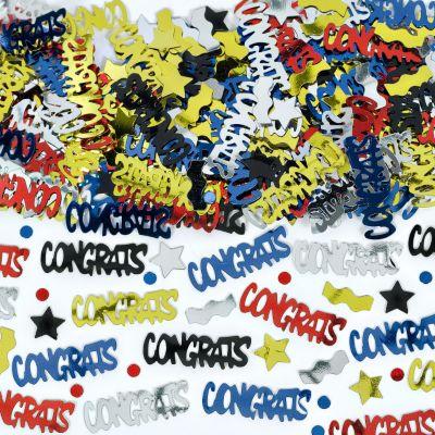 Congrats Celebration Confetti 2 1/2oz