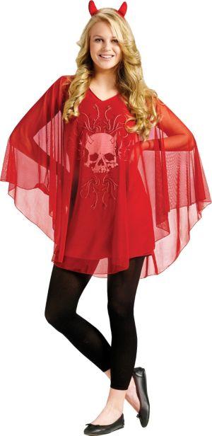 Devil Poncho