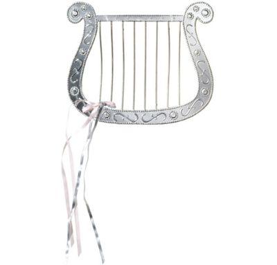 Silver Angel Harp