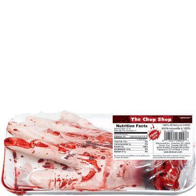 Meat Market Hand Prop