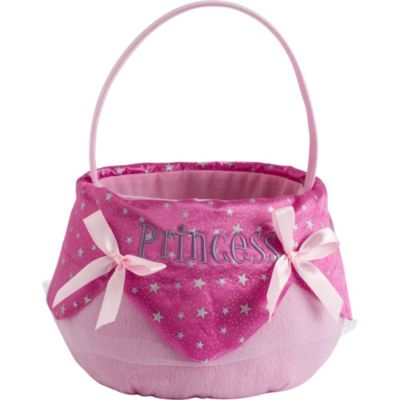 Plush Princess Treat Bucket