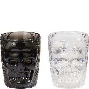 Skull Shot Glasses 2ct
