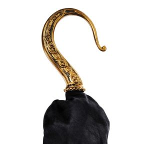 Elegant Pirate Hook with Sleeve