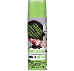 Lime Green Hair Spray