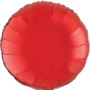 Red Round Balloon
