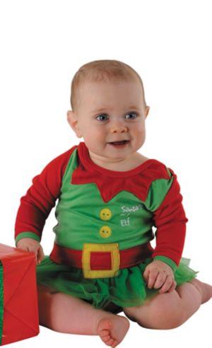 Baby Elf One Piece Tutu