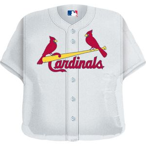 St. Louis Cardinals Balloon - Jersey