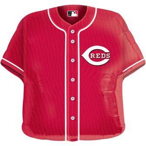 Cincinnati Reds Balloon - Jersey